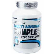 BioTech (USA) MultiMineral Complex 100 таб.