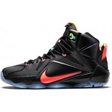 Мужские баскетбольные кроссовки Nike Lebron 12 (Data)