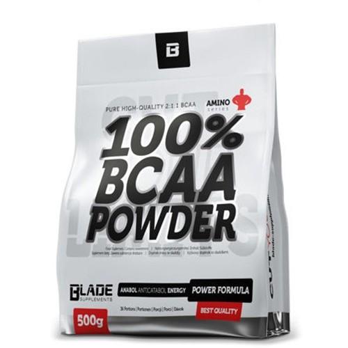 Купить доступные аминокислоты Hi Tec Nutrition BLADE 100% BCAA Powder 500 г в наем интернет магазине. Заказать онлайн или по телефону 093-72-62-762