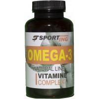 Омега Sporting Omega - 3  90 капс