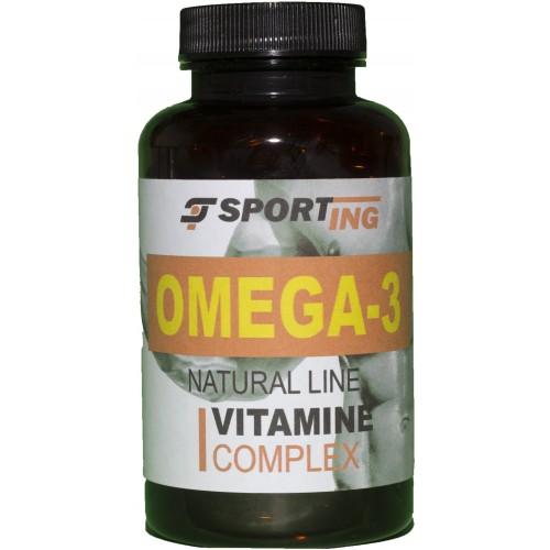 Купить Омега Sporting Omega - 3  90 капс с доставкой по всей Украине. Заказать онлайн круглосуточно или по телефону 093-5706558