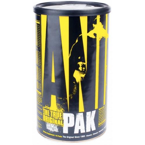 Universal Nutrition Animal Pak 44 шт купить с доставкой по Украине, отзывы, постоянное наличие. Заказать 093-5706558