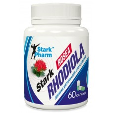 Витамины Stark Pharm Rhodiola rose 400 мг (60 капс)