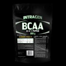 BCAA аминокислоты Intragen BCAA 8:4:1 Power (800 г)