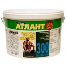 Протеин Атлант 80% +300 Г Креатина (зеленый) (6 кг)