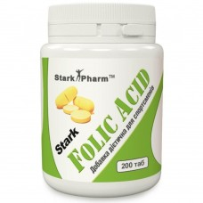 Аминокислоты Stark Pharm Folic Acid (200 таб)
