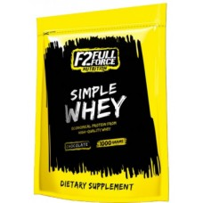 Протеин Full Force Simple Whey (1 кг)