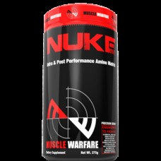 BCAA аминокислоты Muscle Warfare Nuke (373 г)