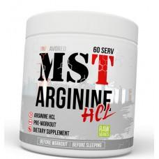 Аргинин MST Nutrition Arginine HCL (300 г)