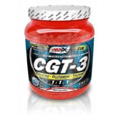 Препарат для увеличения объёма мышечных клеток на основе нескольких форм креатина AMIX CGT-3 (500 капс)