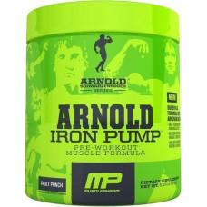 Предтренировочный комплекс MusclePharm Arnold Series Iron Pump (180 г)