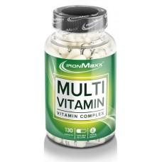 Витамины и минералы IronMaxx Multivitamin (130 капсул)