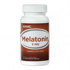 Снотворное GNC Melatonin 5 (60 таб)