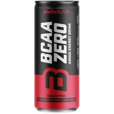 BCAA аминокислоты BioTech BCAA Zero Energy Drink (330 мл)