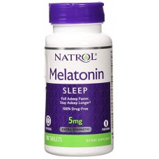 Снотворное Natrol Melatonin Time Release (5мг) (100 таб)