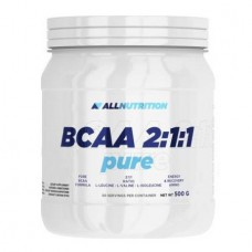 BCAA аминокислоты All Nutrition BCAA 2:1:1 Pure (500 г)