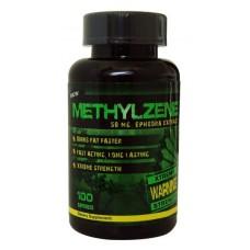 Жиросжигатель Hard Rock Supplements Methylzene (100 капс)