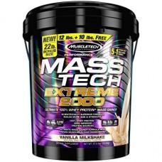 Гейнер MuscleTech Mass Tech Extreme 2000 (10 кг)