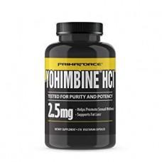 Жиросжигатель PrimaForce Yohimbine HCl (90 капс)