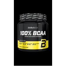BCAA аминокислоты BioTech 100% BCAA (400 г)