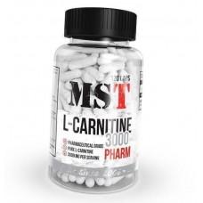 Для снижения веса MST L-Carnitine 3000 (90 капс)