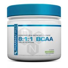 BCAA аминокислоты Pharma First BCAA 8:1:1 (315 г)