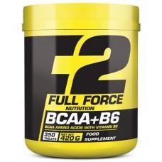 BCAA аминокислоты Full Force BCAA+B6 (350 таб)
