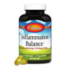 Противовоспалительный Комплекс Carlson Inflammation Balance (90 желатиновых капсул)