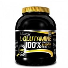 Глютамин BioTech 100% L-Glutamine (1 кг)