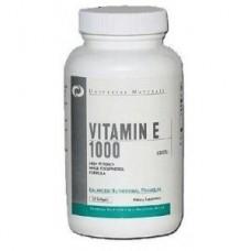 Витаминно-минеральный комплекс Universal Nutrition Vitamin E 1000 (50 табл)