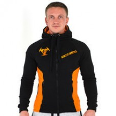 Толстовка Athlete Genetics Power Style (Black-Orange)