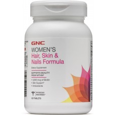 GNC Women's Advanced Hair Skin & Nails Formula (120 капс)
