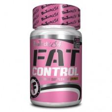 Жиросжигатель BioTech Fat Control (120 таб)