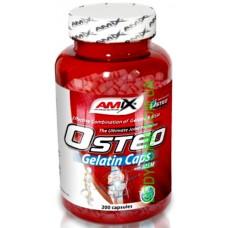 Препарат для восстановления суставов и связок AMIX Osteo Gelatin caps with MSM (200 капс)