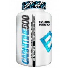 Л-карнитин Evlution Nutrition L-Carnitine 500(60 капс)