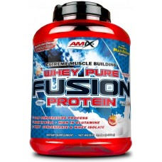 Протеин AMIX Whey Pure Fusion Protein (2,3 кг)