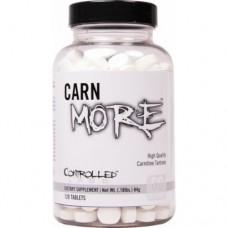 Л-карнитин Controlled Labs CARN more(120 таб)