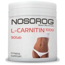 Для снижения веса NOSOROG L-Carnitin 1000 (90 таб)