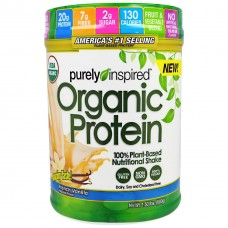 Протеин Purely Inspired 100% Plant Based Organic Protein (680 г)