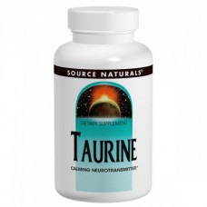 Аминокислоты Source Naturals Taurine 500 мг (60 таблеток)