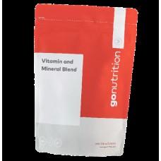 Витамины и минералы Go Nutrition Multivitamin and mineral (250 г)