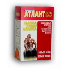 Протеин Атлант 80% Новая Формула (красный) (1 кг)