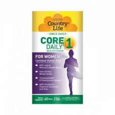 Витамины для Женщин 50+ Country Life Core Daily 1 for Women 50+ (60 таблеток)