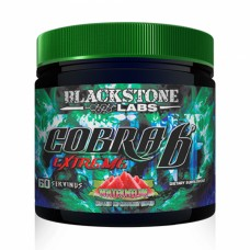 Жиросжигатель Blackstone Labs Cobra 6P Extreme Powder 60 порций (88 грамм)