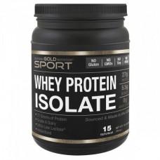 Изолят Сывороточного Протеина California Gold Nutrition Protein Isolate (454 г)