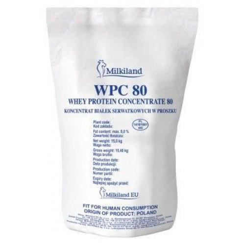Купить Протеин WPC 80% Milkiland Ostrowia мешок (15 кг) по доступной цене. Заказать онлайн или по телефону 093-5706558
