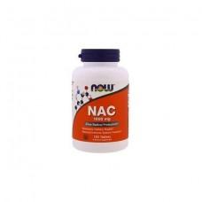 Активное долголетие NOW NAC 1000 мг (120 таб)
