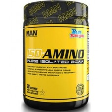 BCAA аминокислоты MAN ISO-Amino (30 порций) (210 г)