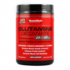 Глютамин MuscleMeds Glutamine Decanate (300 г)