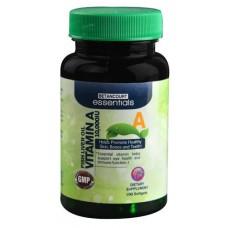Витаминно-минеральный комплекс Betancourt Nutrition Vitamin A-10.000 fish liver oil (100 порций) (100 капс)